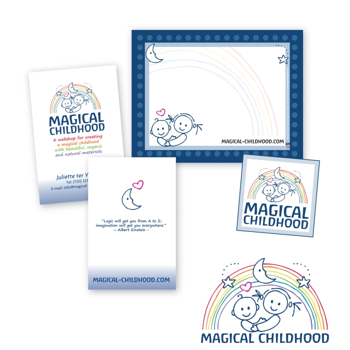 DO magical childhood overzicht Wendysign Wendy de Boer