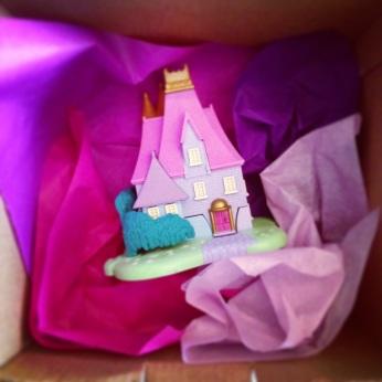 Dit huisje gaf ik in 2014 voor Sinterklaas