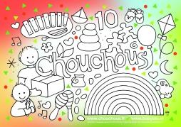 DO chouchous 10 ans jaar A5