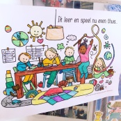 kleurplaat NL 2